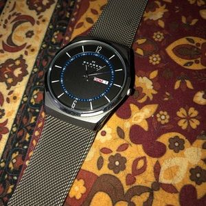 Other - Skagen stainless steal bracelet watch